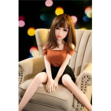 100cm Real Silicone Sex Dolls Robot Japanese Anime Love Doll Realistic Toys Life for Men Full Big Breast Sexy Vagina Adult