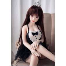 Real Silicone Sex Dolls 100cm 22# Skeleton Adult Japanese Love Doll Vagina Lifelike Pussy Realistic Sexy Doll For Men