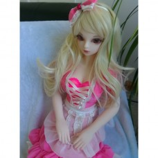 Hot 68cm Lifelike Mini Real Silicone Sex Dolls With Skeleton, Adult Anime Sex Dolls, Vagina Anal sex dolls for men