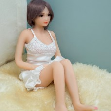 68cm Real Silicone Sex Dolls Robot Japanese Realistic Love Doll Sexy Anime Big Breast Mini Vagina Adult Full Life Toys for Men